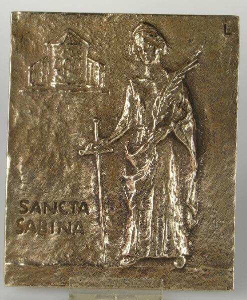 Namenspatron - Heilige Sabina