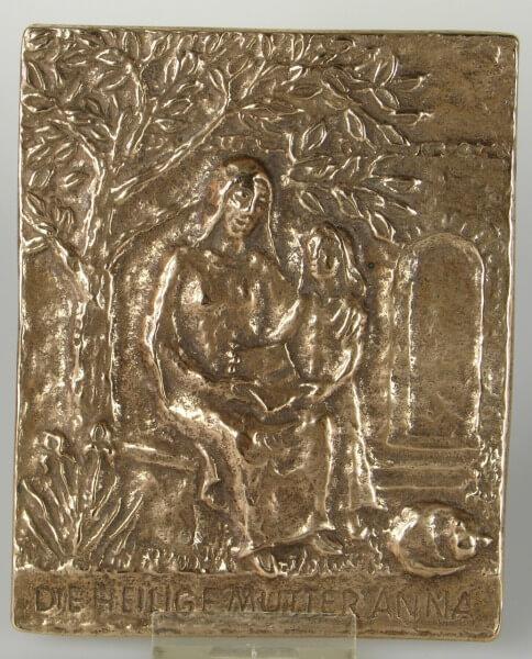 Namenspatron - Heilige Anna