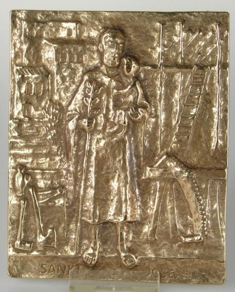 Namenspatron - Heiliger Josef
