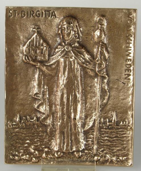 Namenspatron - Heilige Birgitta
