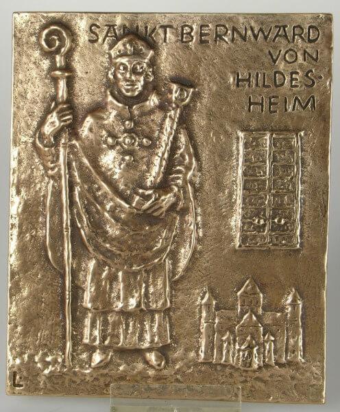 Namenspatron - Bernward von Hildesheim