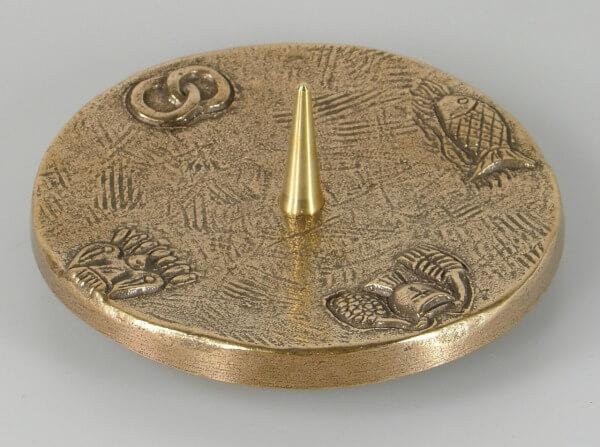 Bronzeleuchter - Modern & Klein