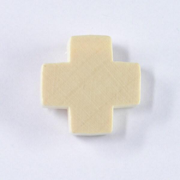 Rosenkranzkreuz - Holz & Schlicht