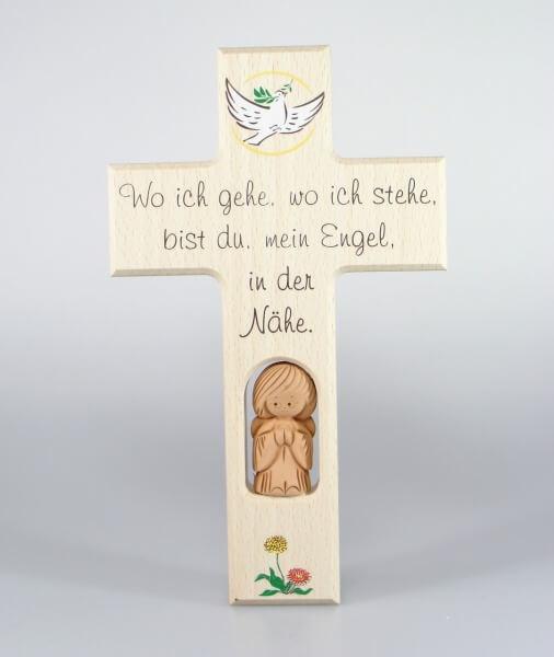 Kinderkreuz - Engel in deiner Nähe