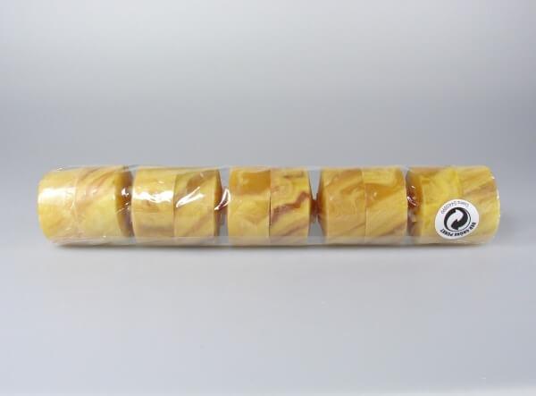 Bienenwachskerze - Teelicht Natur & Nachfüllpack