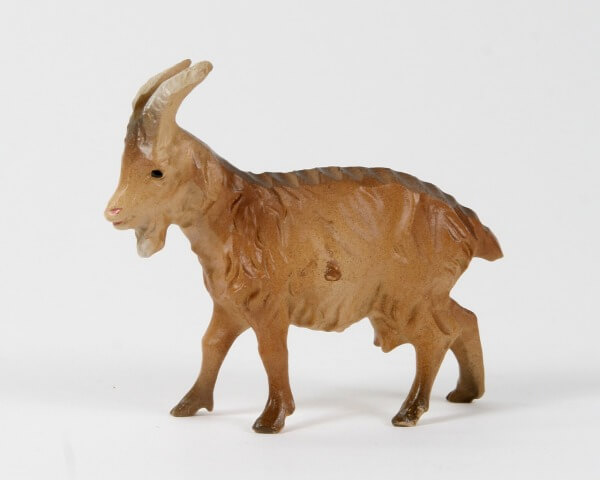 Ruco-Krippe - Ziege stehend