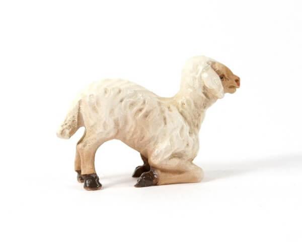 Ruco-Krippe - Lamm kniend