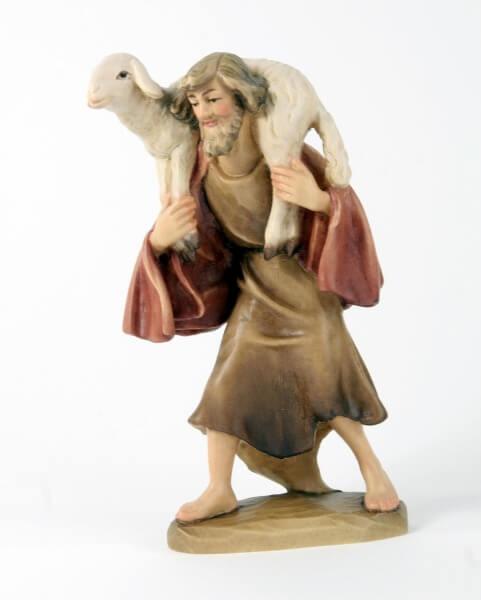 Ulrich Bernardi Krippe - Hirt mit Schaf