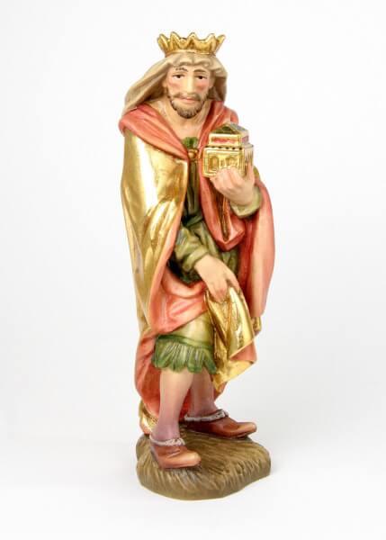 Bacher-Krippe - König stehend