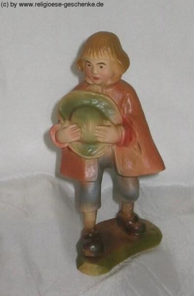 Carolus-Krippe - Bub mit Hut