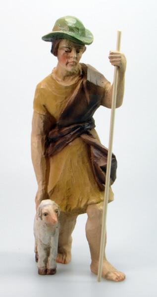 Paulus-Krippe - Hirt mit Schaf