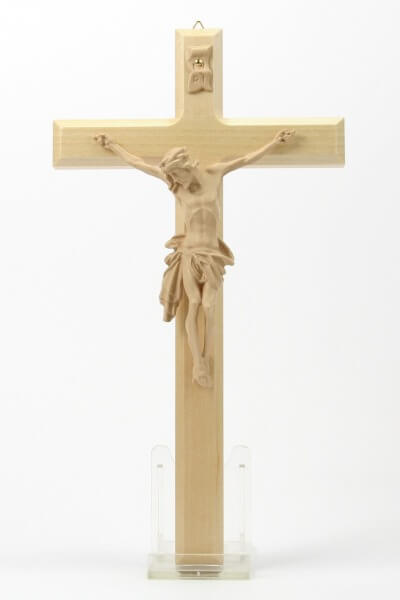 Kreuz - Kunststoffkorpus & Balken Abgekantet