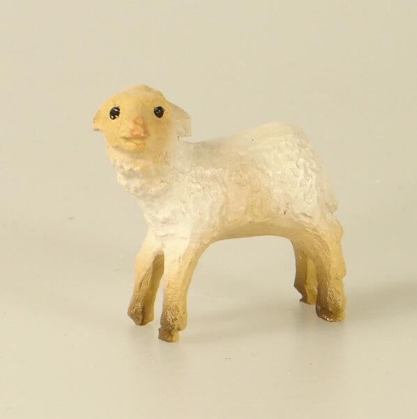 Ruco-Krippe - Lamm stehend