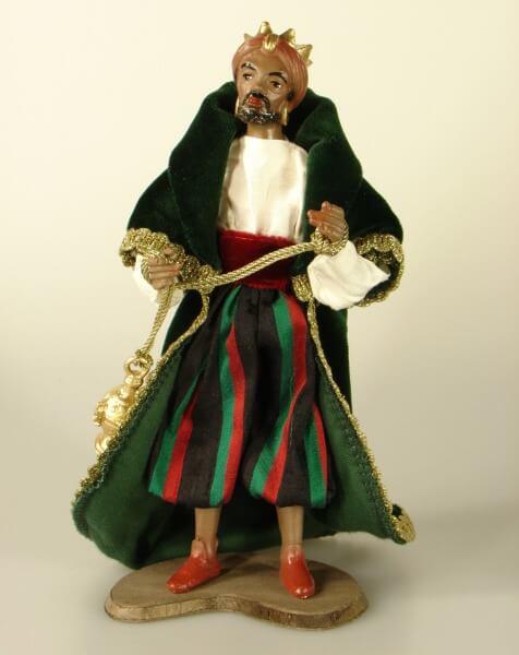 Ruco-Krippe - König Mohr