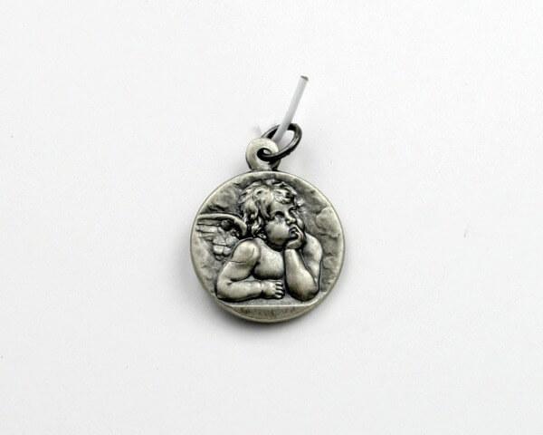Medaille - Engel & Runde Form