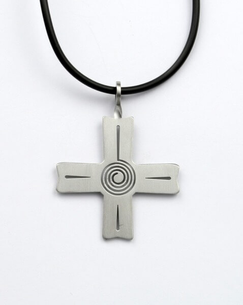 Halskette - Spirale