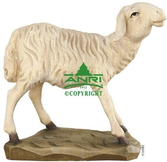 Ulrich Bernardi Krippe - Schaf stehend