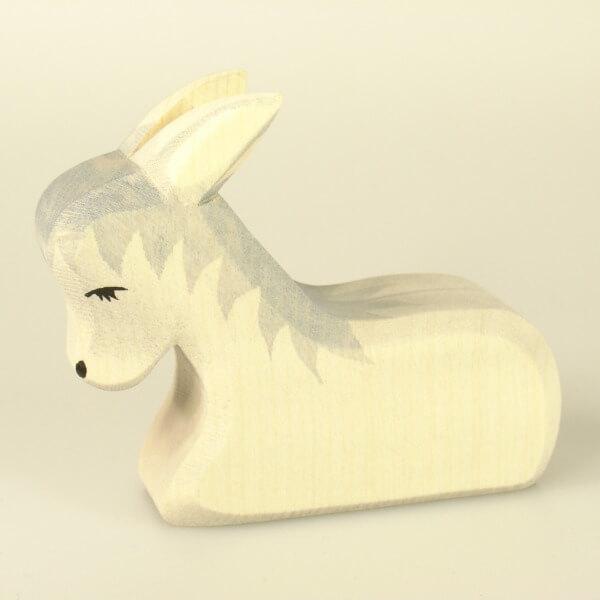 Ostheimer Krippe - Esel
