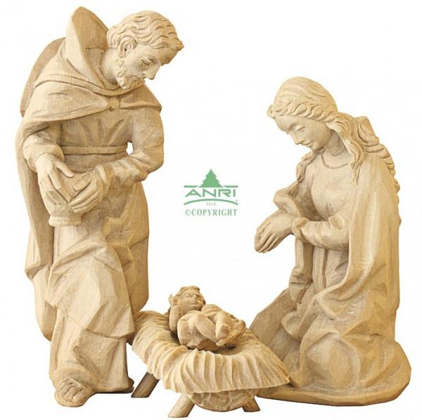 Bacher-Krippe-Lindenholz - Heilige Familie