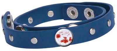Blaues Armband - 3 Chunks