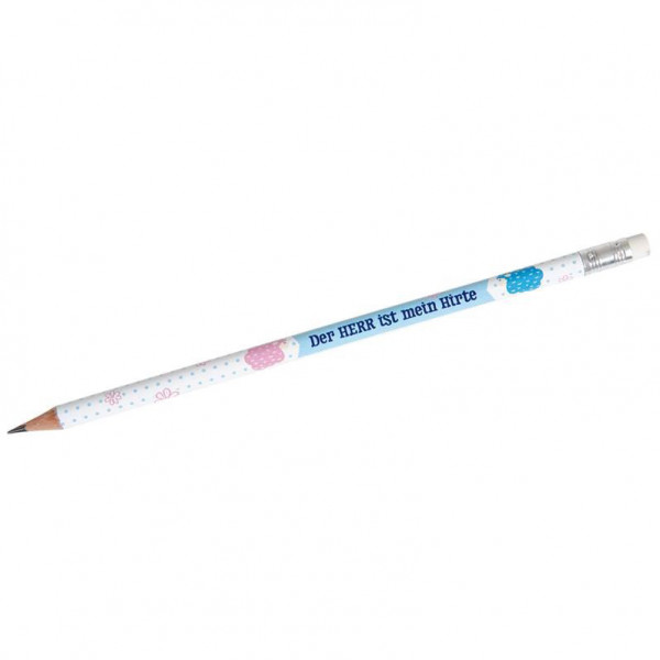 Bleistift - Der Herr ist mein Hirte