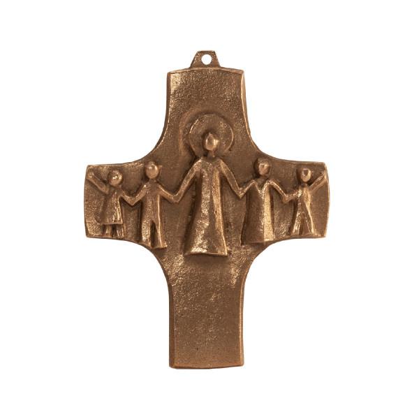 Bronzekreuz - Gemeinschaft