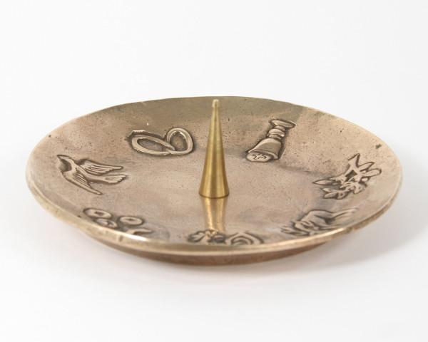 Bronzeleuchter - 7 Sakramente