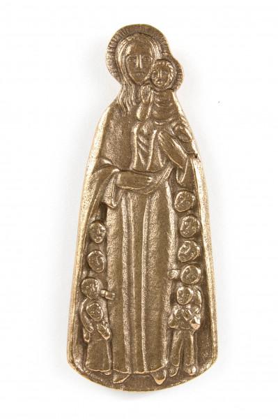 Bronzemadonna - Kinder