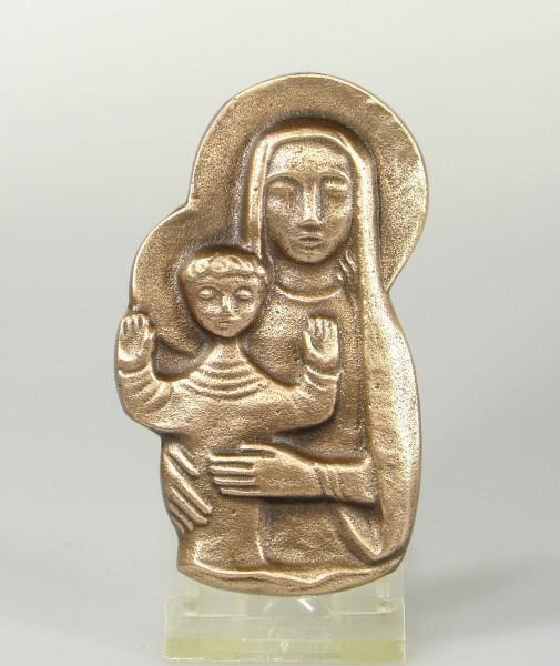 Bronzemadonna - Klein & Länglich
