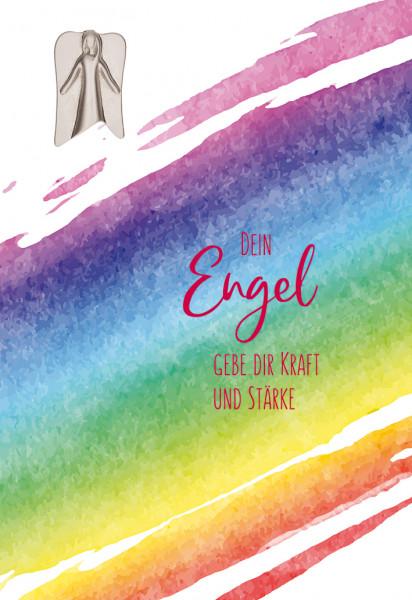 Engelkarte - Dein Engel gebe dir Kraft