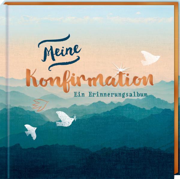 Erinnerungsalbum zur Konfirmation - Meine Konfirmation und Klein