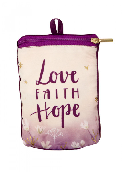 Faltshopper - Love Faith Hope