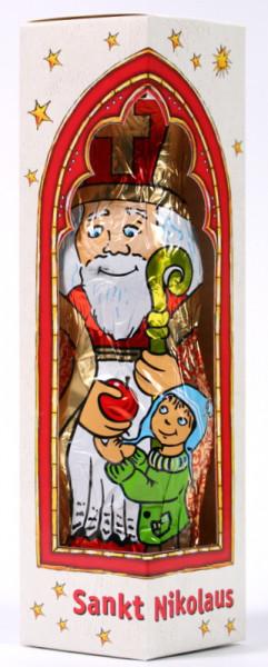 Figur - St. Nikolaus & Schokolade
