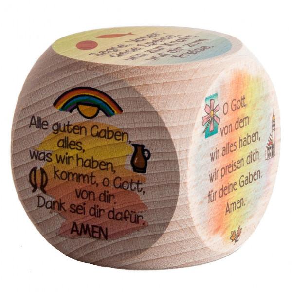 Gebetswürfel - Mittagsgebete & Klein
