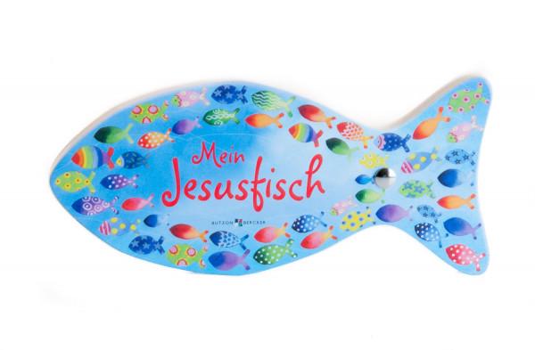 Geschenk zur Erstkommunion - Mein Jesusfisch