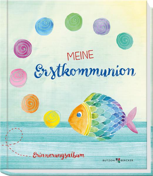 Geschenkbuch - Erinnerungsalbum zur Erstkommunion