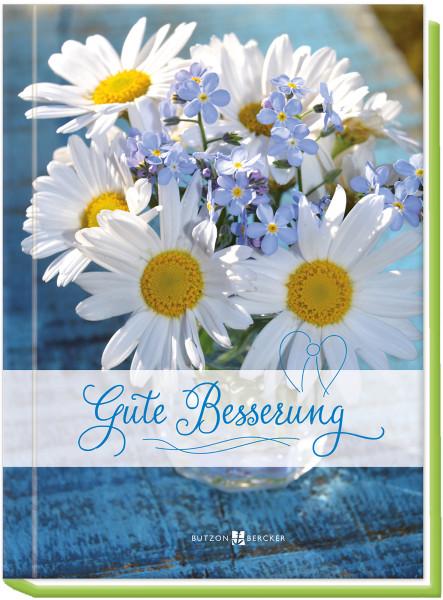 Geschenkbuch - Gute Besserung