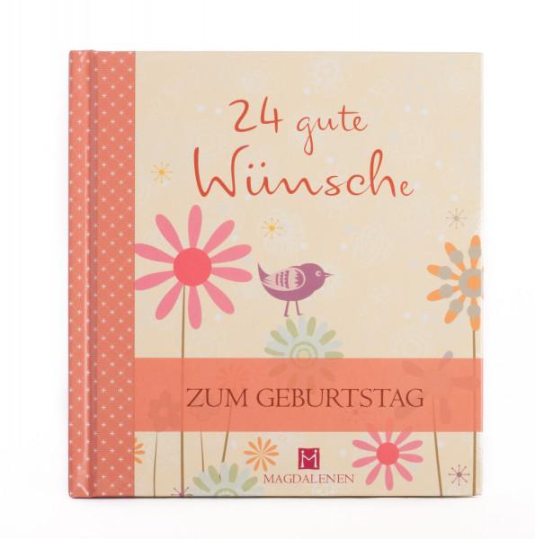Geschenkbuch - Gute Wünsche zum Geburtstag