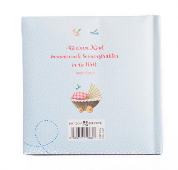Geschenkbuch - Liebe Wünsche zur Geburt