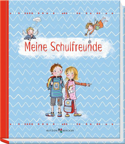 Geschenkbuch - Meine Schulfreunde
