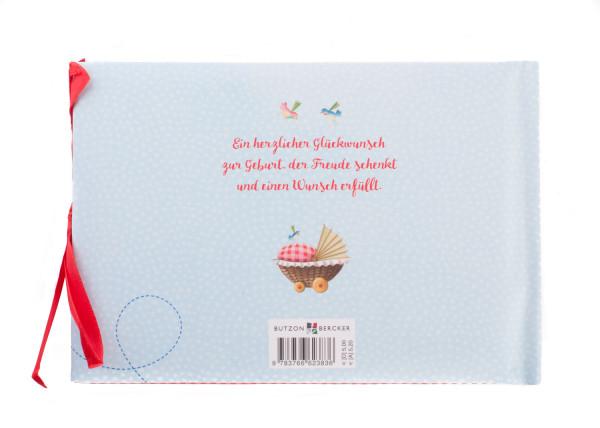 Geschenkbuch - Zur Geburt alles Liebe