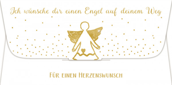 Geschenkkarte - Engel auf deinem Weg und ...