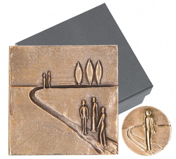 Geschenkset - Auf dem Weg & Bronze