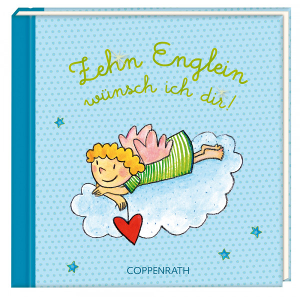Geschenkset - Zehn Englein wünsch ich dir!