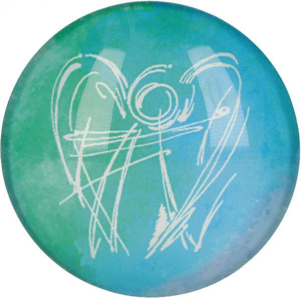Glasmagnet - Dein Engel begleite dich