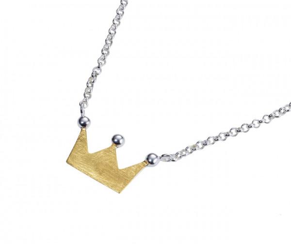 Halskette - Königskind & Gold