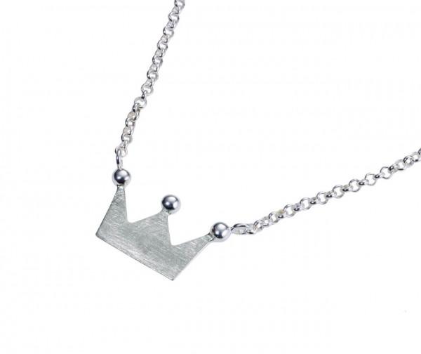 Halskette - Königskind & Silber