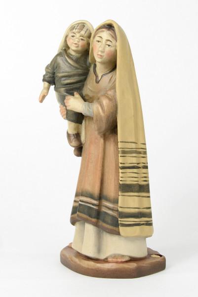 Heilig-Land Krippe - Hirtin mit Kind