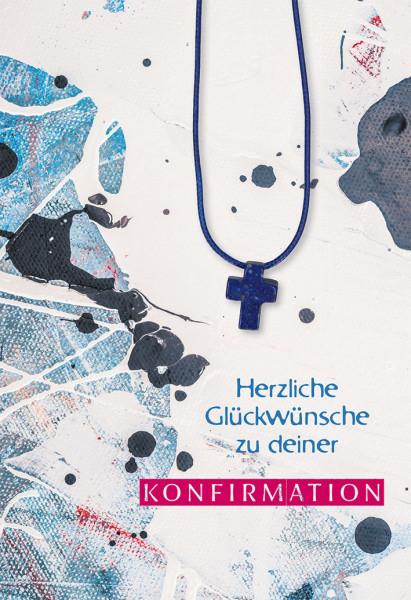 Karte zur Konfirmation - Herzliche Glückwünsche & ...