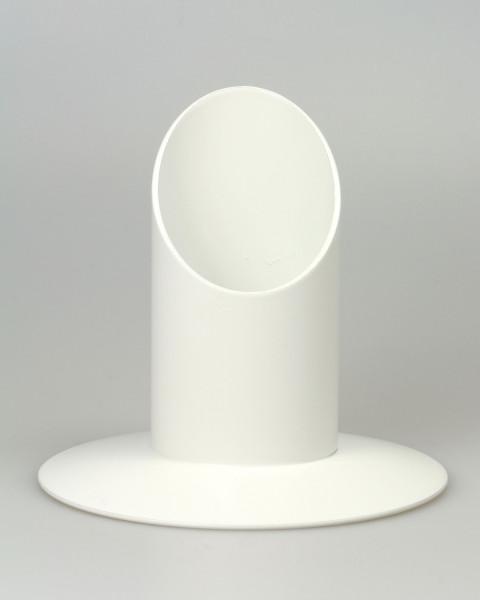 Kerzenständer - Weiß